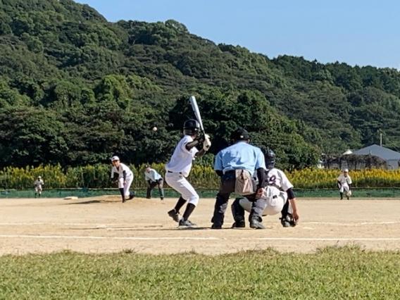 2020/10/18 練習試合