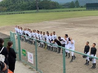 第36回日本少年野球秋季大会福岡県北支部予選